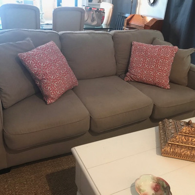 Queen sleeper sofa $245
