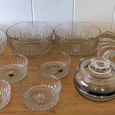 NNS138 Glassware Assortment