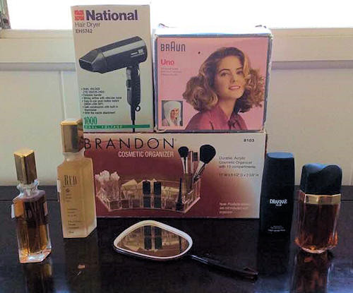 NNS143 Perfume and Other Beauty Aids