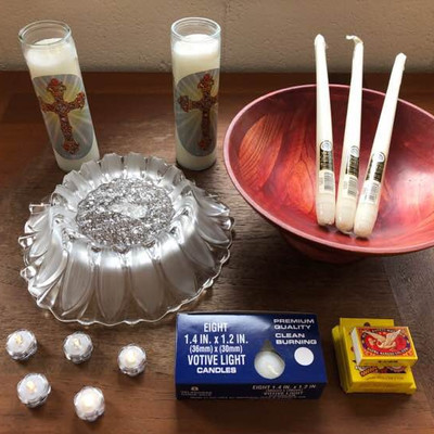 NNS198 Candle Related Items