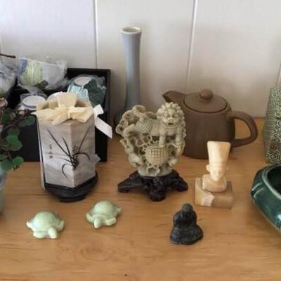 NNS133 Mystery Oriental Treasures Lot