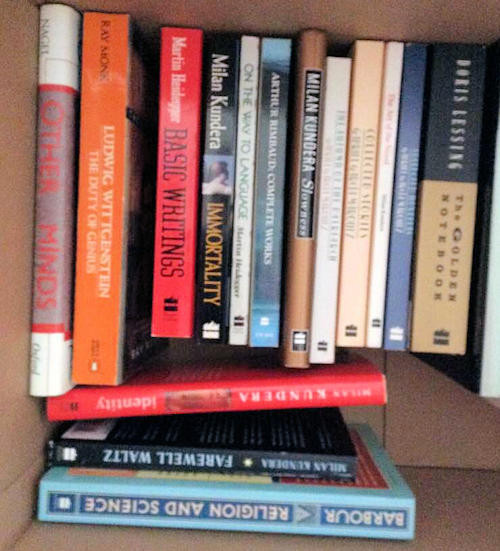 NNS016 Plato & Other Philosophy Books