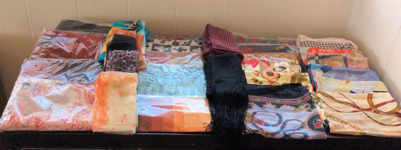 NNS147 Various Scarves Selection