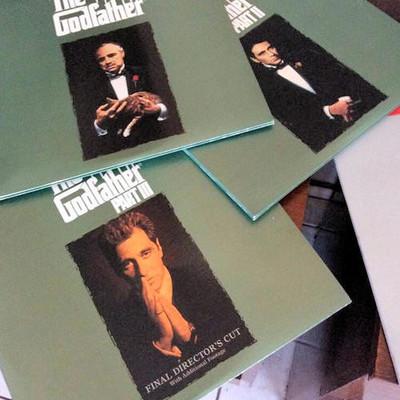 NNS020 Vintage Vinyl Soundtracks, Oscar Winning Music