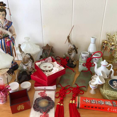 NNS132 Mystery Chinese Items Selection