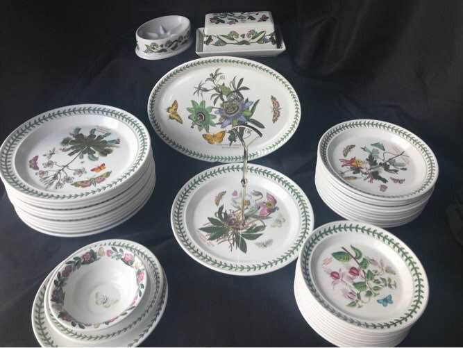 Botanic Gardens Plates and Platters