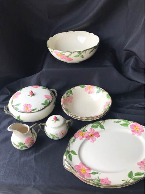 Franciscan Dinnerware Serving Pieces