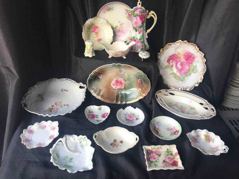 Collection of Beautiful Porcelain