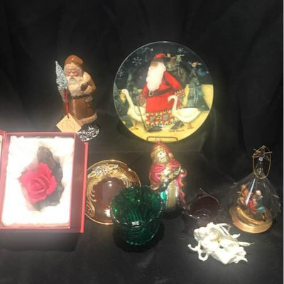 Christmas Collection Includes Gotham, Ino Schiller Bayern, Roman INC, Fontanini