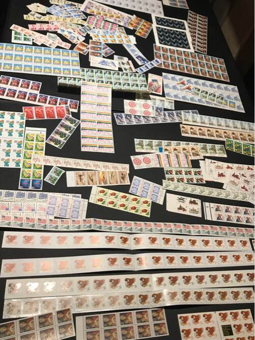 Collectible Stamps Galore