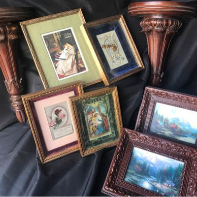 Framed Art and Decor