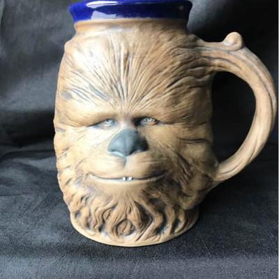 Star Wars Rare Vintage Chewbacca Mug