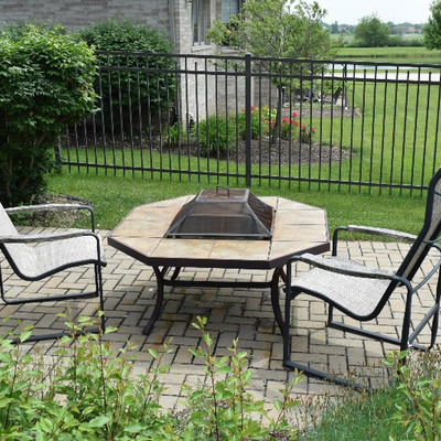 Firepit & Chairs