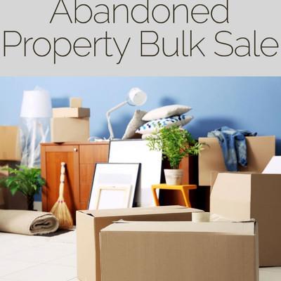 Abandoned Property Bulk Sale - San   | San Diego, CA 92117