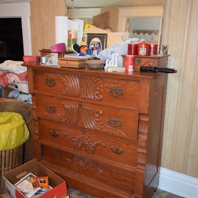 Vintage Dresser, Home Decor