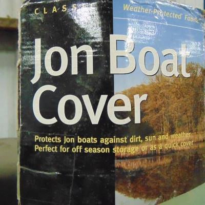 JON BOAT COVER.