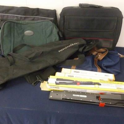 Asst. Bags Cases - Long Arm Stapler