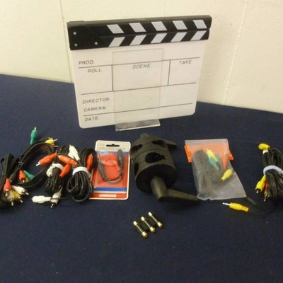 Boom Clamp Cables Clapper