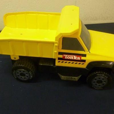 #Tonka Truck