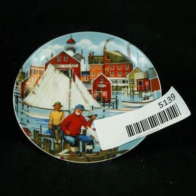 Avon Collector Plate