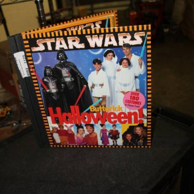 Star Wars Collectable Book..