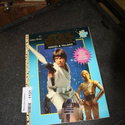 Star Wars Collectable Book