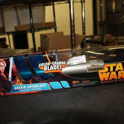 Star Wars Collectable Lightsaber