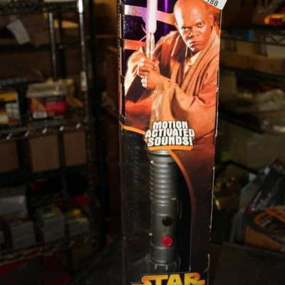 Star Wars Collectable Lightsabre