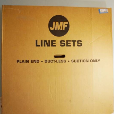 JMF Air Conditioner Line Set- ductless-new in box- ...