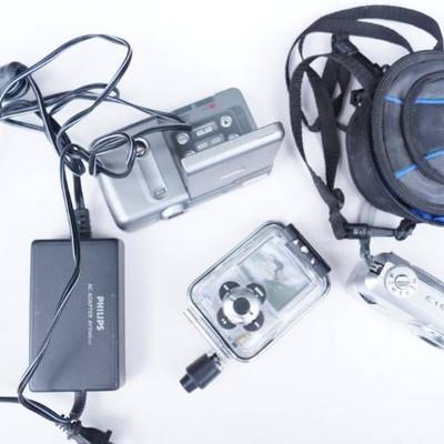 #Kodak Easy Share Camera-Philips Digital Camera-Cas ...