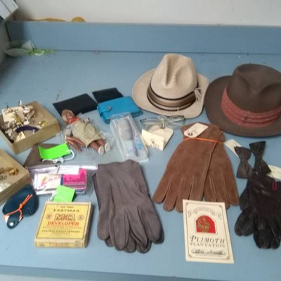 Jewelry, Hats, Gloves, Matches and MORE