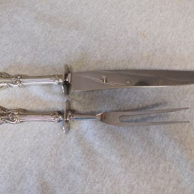 Frank Whiting Carving Set