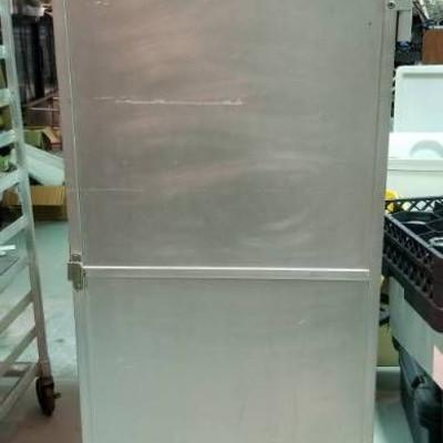 Food transport cabinet