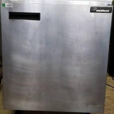 Delfield under counter freezer model 407CA