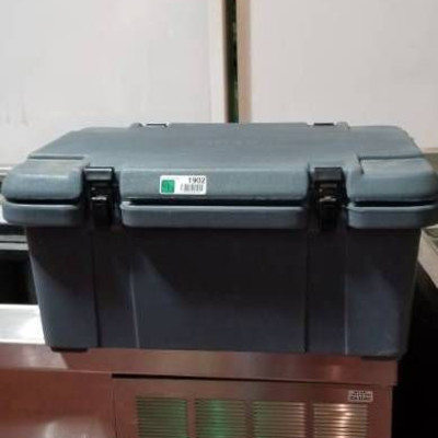 Carlisle food pan carrier
