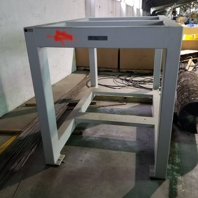 Duplex Frame to Hold Industrial Vacuum
