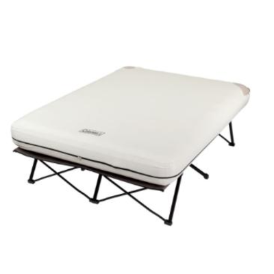 Coleman Cot Queen Size Framed Airbed