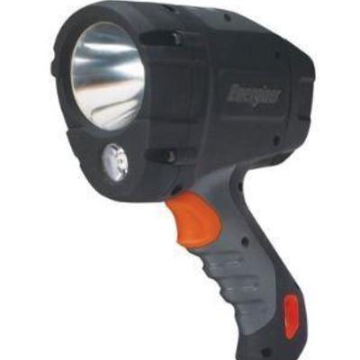 #.Energizer Hard Case LED Spotlight, Black, 600 Lume ...