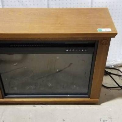 Electric Infared Fireplace Model LS-IF1500-DOFP