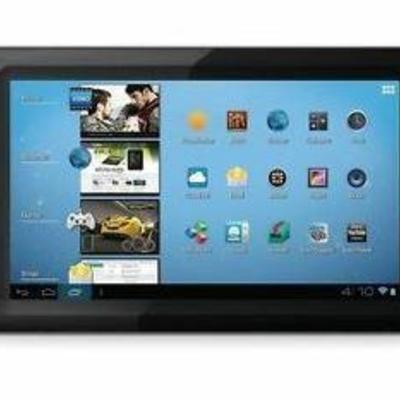 Coby Kyros MID7047 4GB, Wi-Fi, 7in - Black