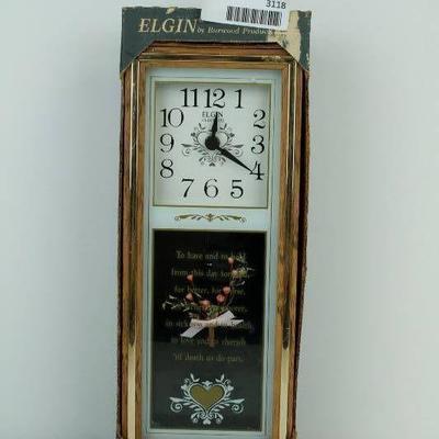 Elgin Clock