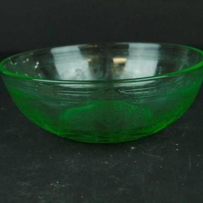 Depression Glass Small Bowl