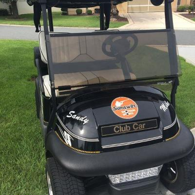 2007 Club Car - Newer Batteries - Excellent Condition - $3,200