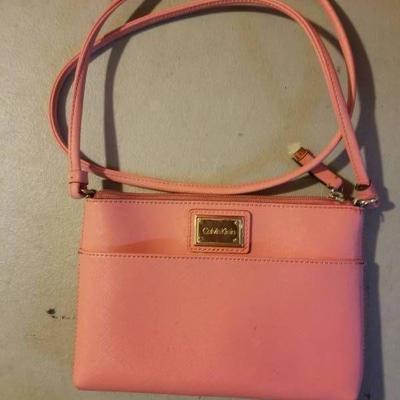 Calvin Klein Pink Purse
