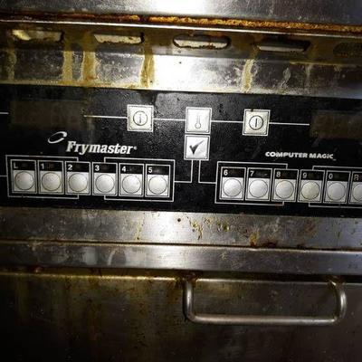 Frymaster Double Deep Fryer 110-120v...