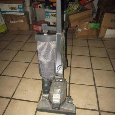 Electrolux Type Upright Vacuum Sweeper