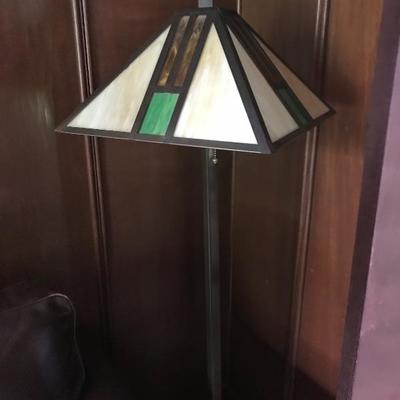 Arts and Crafts Style Floor Lamp