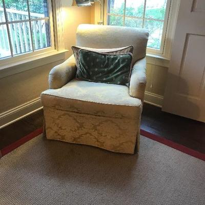 Hickory Chair Co Swivel Chair