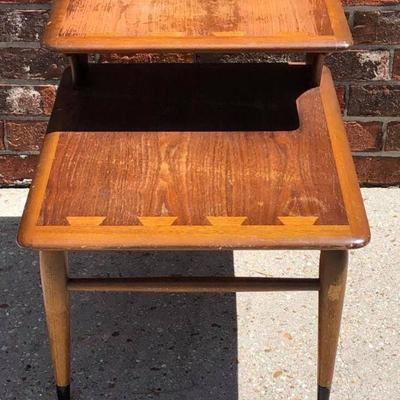 BR0115 Lane Mid Century Modern End Table $85  https://www.ebay.com/itm/123833891056
