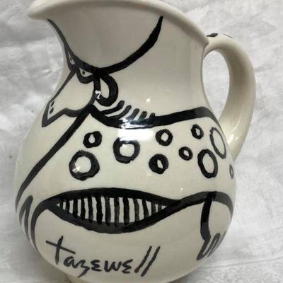 BD87881 Tazewell Pitcher Pottery 2003 https://www.ebay.com/itm/113803739440